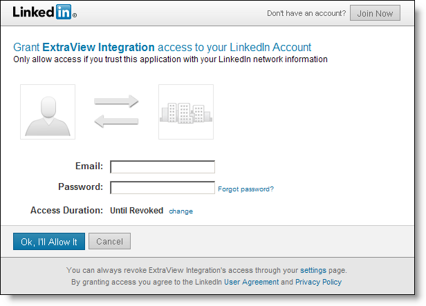 LinkedIn Integration Usage   Product Documentation